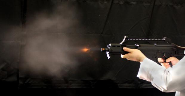firearms test fire