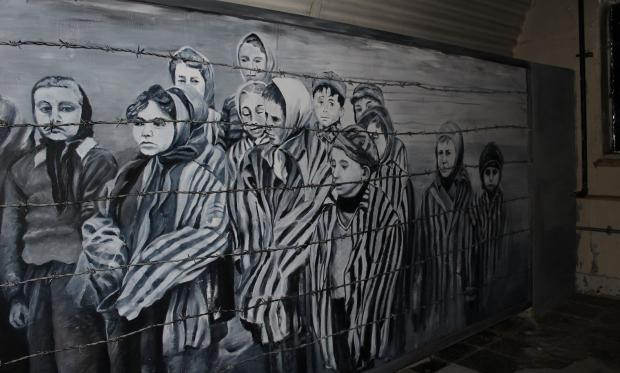 Special event to mark holocaust rememberance 2016 at Magilligan Prison