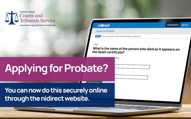 Courts probate image