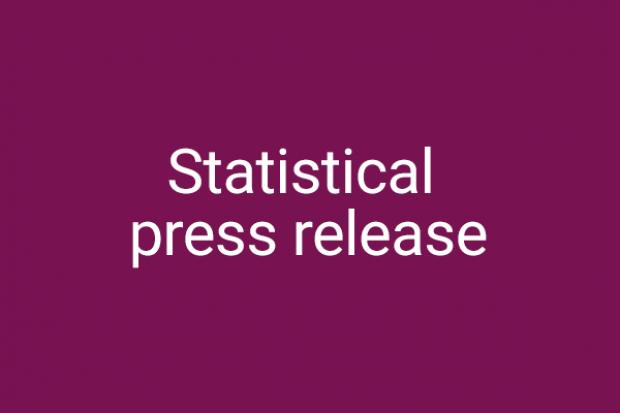 Graphic for doj ni statistical press release