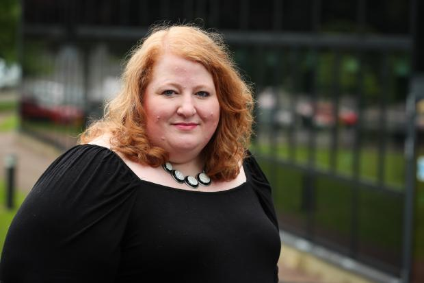 Pictured Naomi Long