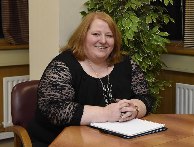 Justice Minister Naomi Long