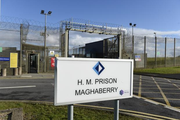 Picture of Maghaberry prison exterior