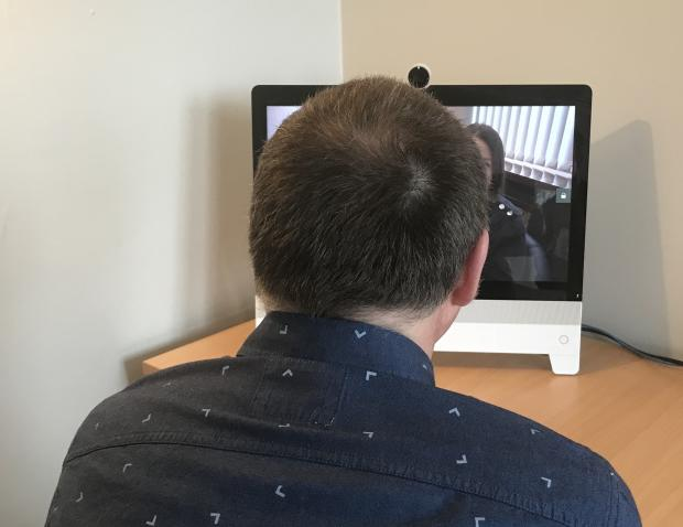 launch of virtual visits